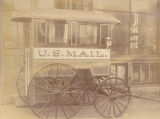 Mail delivery wagon No. 49