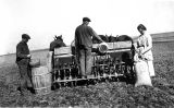Cornfalfa Farms; Alfalfa Production 022: Sowing with grain drill