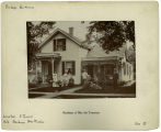 Carroll Street, East - Number 122 - Residence of Mrs. Ida Tarnutzer