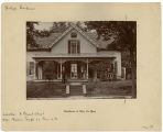 Conant Street, West - Number 111 - Residence of Mrs. Dr. Dent