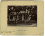 Conant Street, West - Number 201 - Residence of Edward A. Gowran - Sprecher House