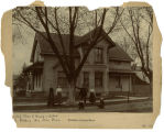 DeWitt Street - Number 513 - Residence of James Baird - C.D. Maine House