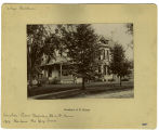 MacFarlane Road - Number 816 - Residence of Llywelyn (Llewelyn) Breese - Llywelyn and Mary Breese...