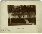 Franklin Street, East - Number 117 - Residence of Josiah H. Rogers
