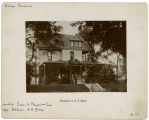 Pleasant Street, West - Number 529 - Residence of Christian F. Mohr