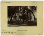 Franklin Street, West - Number 217 - Residence of Mrs. Rodney O. Loomis