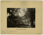 Conant Street, West - Number 501 - Residence of Mrs. Henry Bolting