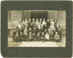 South Side School, Forth and Fifth Grade Students, Richland Center, Wisconsin, ca. 1916