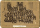 25th Wisconsin Regiment, Civil War Reunion, ca. 1870's