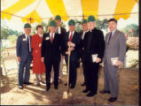 Groundbreaking for Townhouses