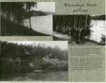 Birch Park and Belvidere Park, Stone Lake