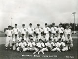 1949 Wisconsin Rapids White Sox Team