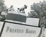 Prentiss Wabers Float