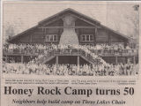 """Honey Rock Camp Turns 50"""