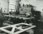 H. Barkow Co. Men Working