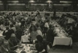 MATC Apprentice Banquet 1980, with banner dating back to 1911