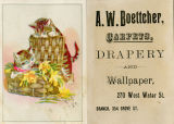 A.W. Boettcher, Carpets, Drapery, and Wallpaper