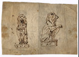 Untitled (Lions)